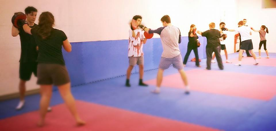 Martial Arts Melbourne | A.I.M. Academy | Teens Martial Arts and Self-Defence Classes