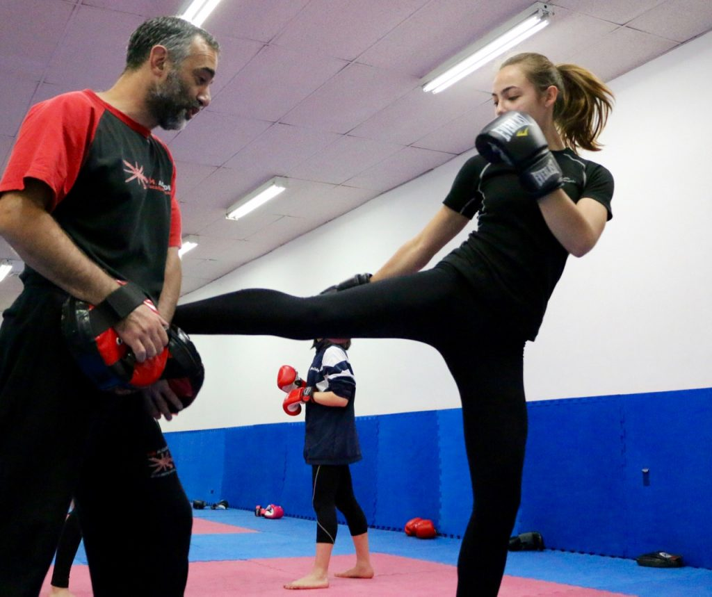 Teens Martial Arts Self Defence Melbourne