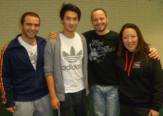 A.I.M. Academy - Richard Dimitri Seminar