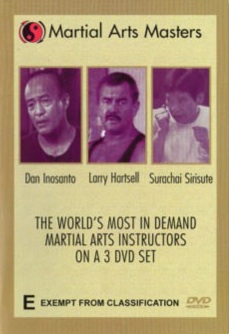 Martial Arts Masters DVD
