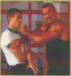 Martial Arts Masters DVD Larry Hartsell