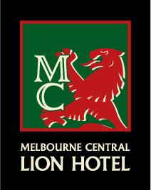 Melbourne Central Lion Logo