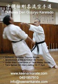 A.I.M. Academy - Taira Masaji Sensei Seminar