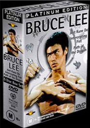 Bruce Lee Platinum Edition Box Set