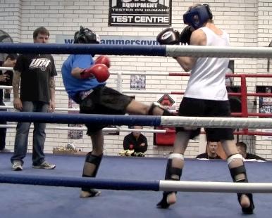 A.I.M. Academy - Interclub - Kickboxing