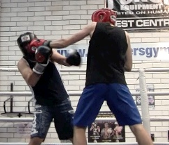 A.I.M. Academy - Interclub - Boxing