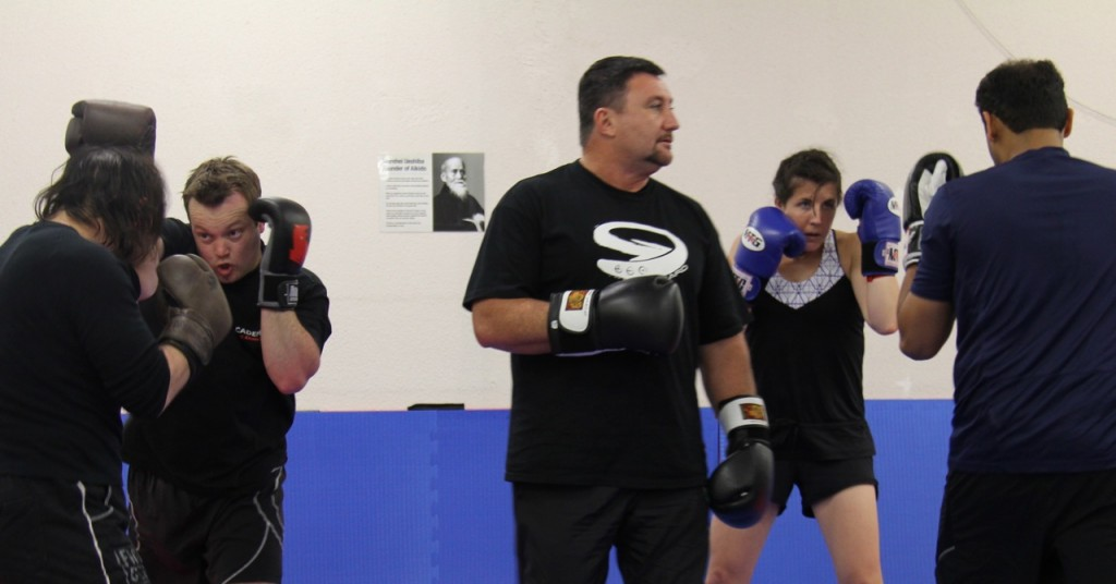 Boxing, Street-Boxing, Sparring Workshop by Deane Lawler at A.I.M. Academy