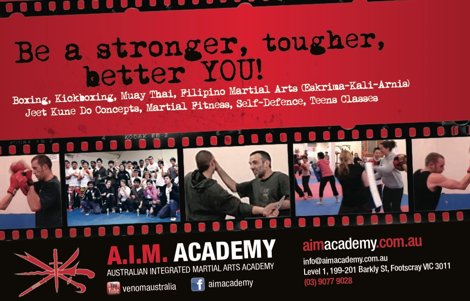 Blitz Ad - AIM Academy - Nov 2011