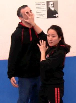 Women's Self-Defence Course - A.I.M. Academy - Robert Halaijian - Kacey Chong