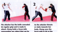 Blitz Magazine Drill of the Month - Nov 2011 - Kacey Chong