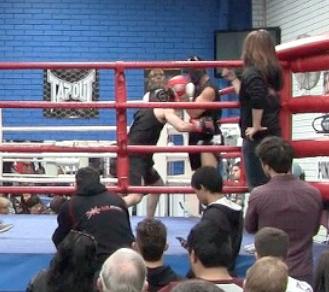 Boxing & Kickboxing at Interclub - Hans