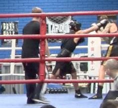 Boxing & Kickboxing at Interclub - John