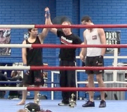 Boxing & Kickboxing at Interclub - Paul