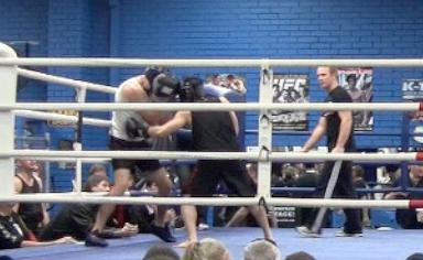 Boxing & Kickboxing at Interclub - Paul