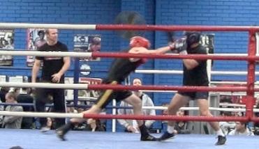 Boxing & Kickboxing at Interclub - Ross