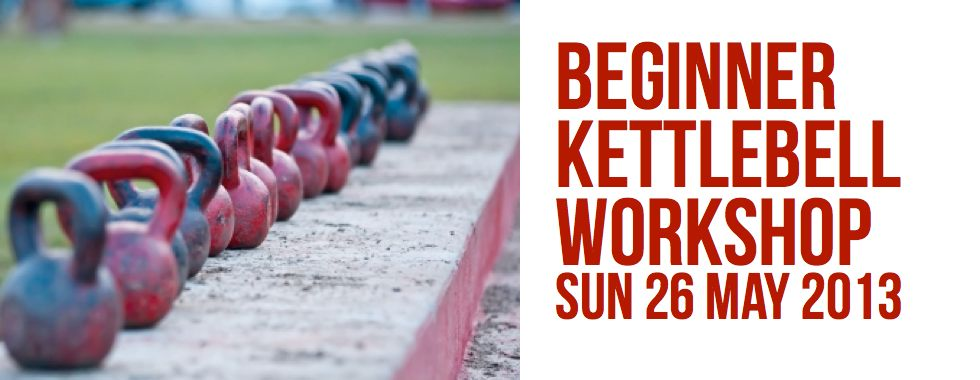 Beginner Kettlebell Workshop - Melbourne