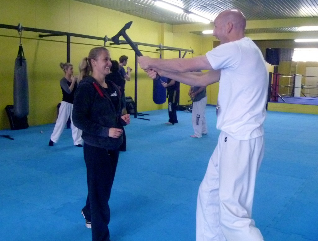 Weapons Training Workshop | Eskrima Kali Arnis | A.I.M. Academy in Warrnambool
