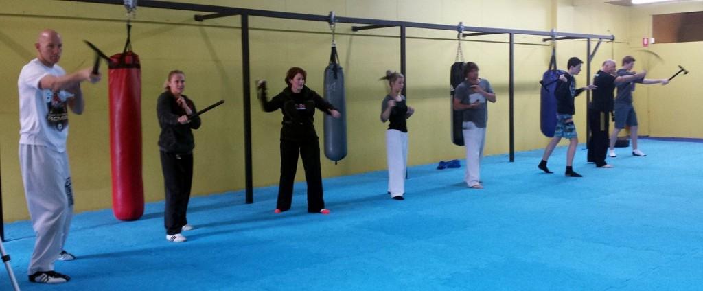 Weapons Training Workshop   Eskrima Kali Arnis   A.I.M. Academy in Warrnambool