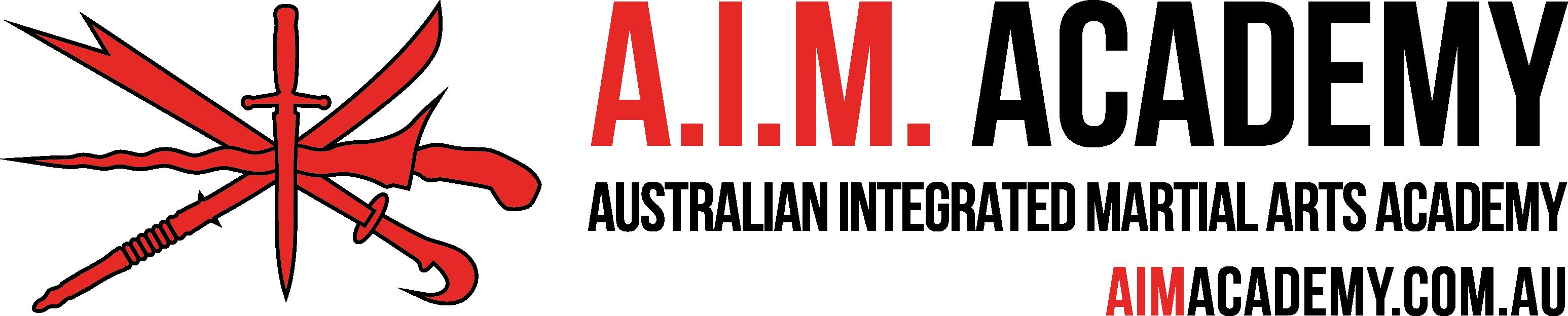 A.I.M. Academy | Martial Arts Melbourne | Logo