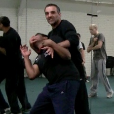 Self-Defence Training Day