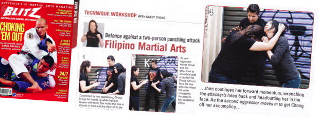 Blitz Magazine Technique Workshop - Feb 2012 - Kacey Chong