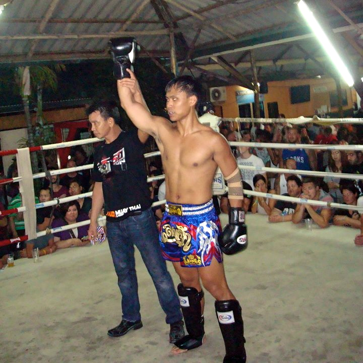 Muay Thai - A.I.M. Academy - John Luong