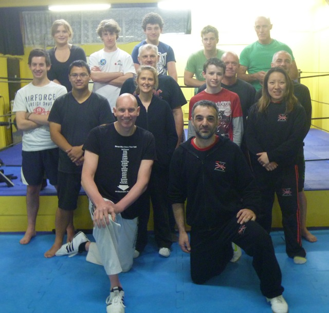 Filipino Martial Arts Seminar - Warrnambool